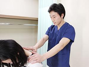 頭痛・めまい・吐き気の治療写真